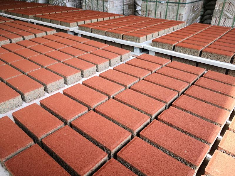 海绵生态砖