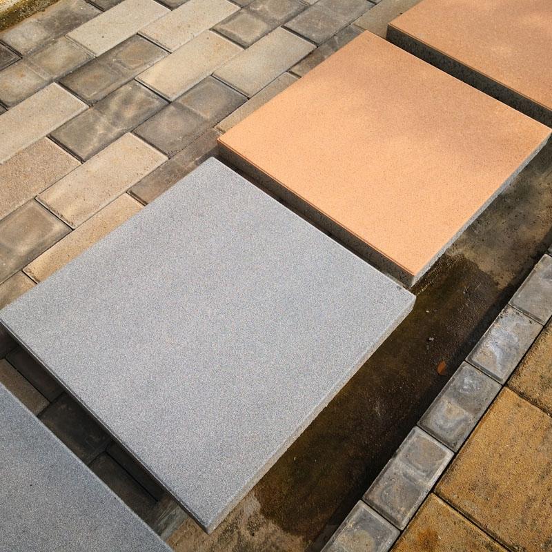 仿石透水砖600×600