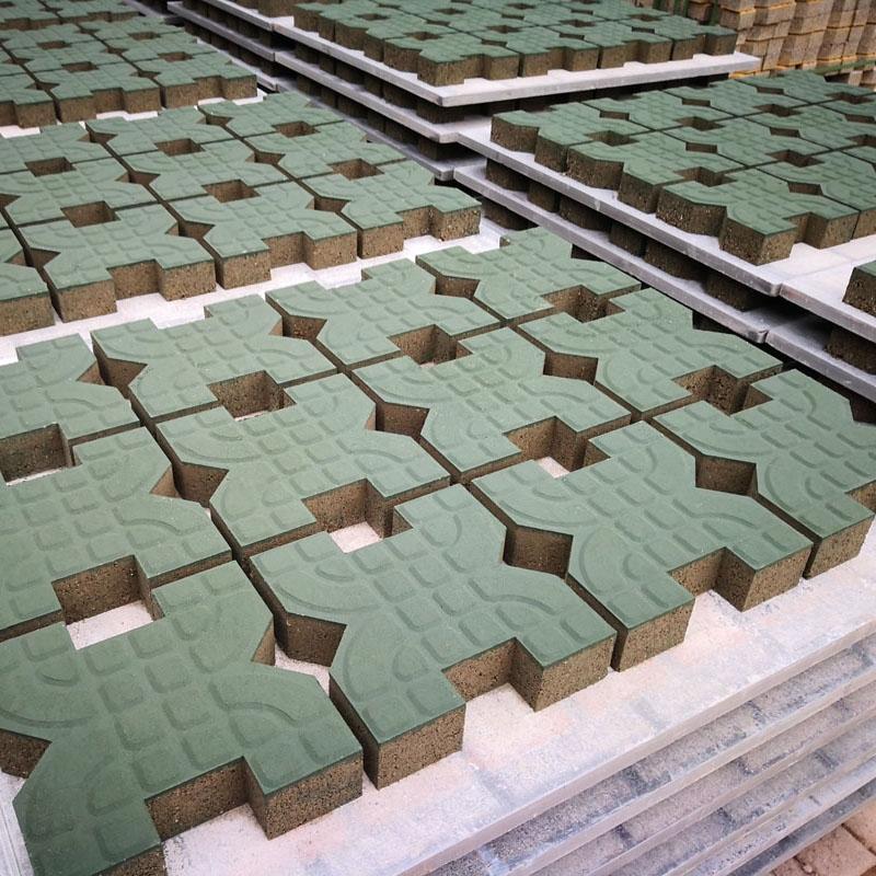 广西植草砖对保护环境有着不可替代的作用