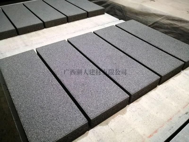 北海仿石透水砖200×600×60