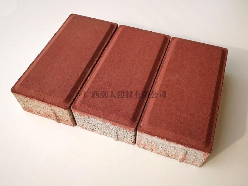 普通透水砖200×100×60