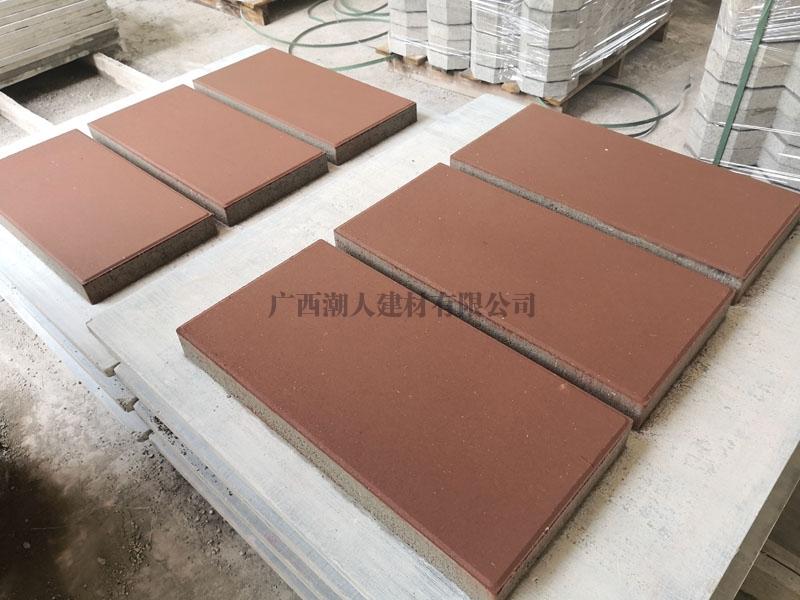 普通透水砖600×300×60