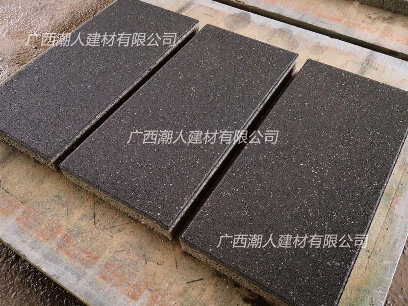 PC仿石砖 耀石黑  600×300×60