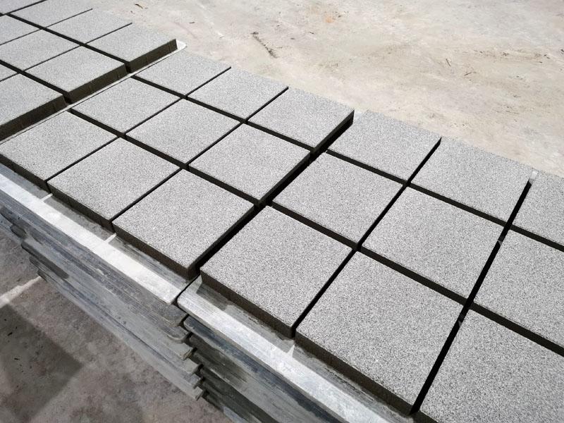 PC仿石材砖 300×300×60